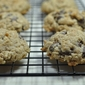 Yogurt-Raisin Oatmeal Cookies
