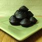 Black Rice Mini-Cake-Bites (Vegan Gluten Free)