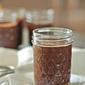 Homemade Nutella (chocolate hazelnut spread)