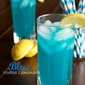 Blue Vodka Lemonade