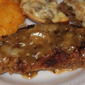 Baked Pork Chops with Mushroom Cream Sauce