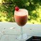 Orange Banana Cherry Smoothie | Vegan Smoothie