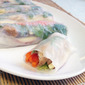 SRC - Chicken and Apple Rice Paper Rolls
