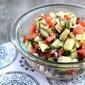 Recipe: Greek Cucumber & Tomato Salad
