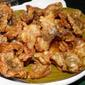 Chicharon Bulaklak (Fried Pork Mesentery)