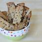 Chocolate Chip- Toffee Strip Cookies {Cookbook Giveaway}
