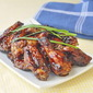 Honey Barbeque Grilled Wings