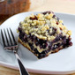 Lucky Leaf Blueberry Coffee Cake