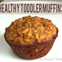 Healthty Toddler Muffins