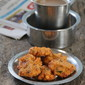Masal Vadai ~ Deep-fried spiced-up Channa Dal Patties