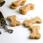 """Chicken & Cheese Dog Biscuits (aka """"Mommy Cookies"""")"""