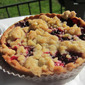 Tartelette au Crumble: The best of two cuisines