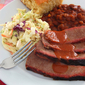 Texas-Style Barbecued Brisket & Perfect Barbecue Sauce