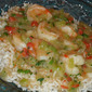 Etouffee the Corningware Way - Shrimp Étouffée