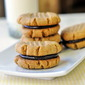 3 Ingredient Gluten Free Peanut Butter Cookies