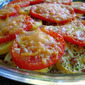 Squash and Tomato Tian