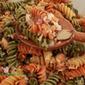 Italian Crabmeat and Almond Pasta Salad Recipe