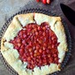 Delicious Sour Cherry Crostata