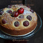 Cherry Cake With Fresh Cherries | Cherry Recipes