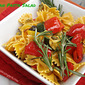 Mediterranean Pasta Salad with Grilled Vegetables
