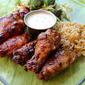 Healthier Hot Wings & the Save Mart 350