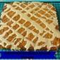 French Vanilla Glazed Almond Squares