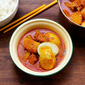 Easy Chicken Curry With Potatoes And Eggs