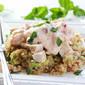 Chicken Salad with Quinoa, Mango Chutney and Avocado