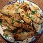 Grilled Potato Wedges with Smoked Paprika Dressing
