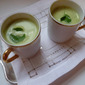 Cold Cream of Watercress Soup