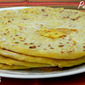 Puran Poli / Pooran Poli (4th recipe , made of less oil)