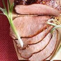 Pork Roast With The World's Best Loin Roast Rub
