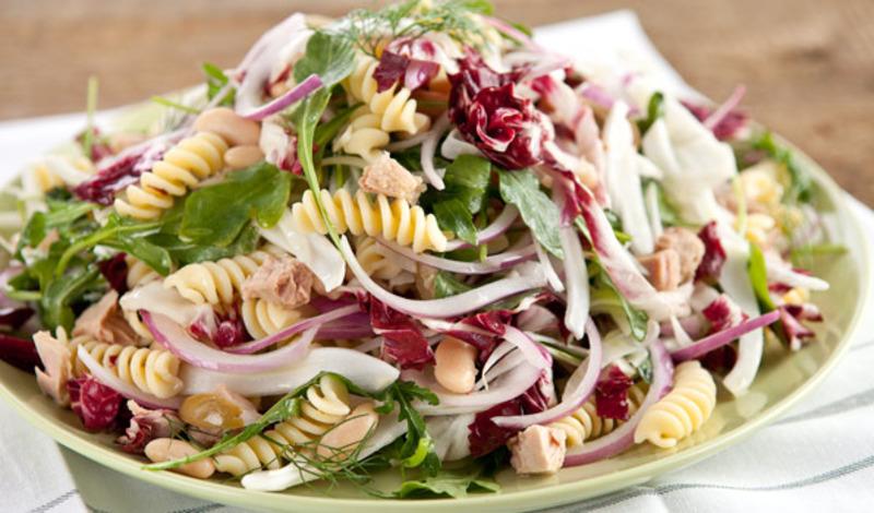 My Favourite Pasta Salad