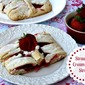 Strawberry Cream Cheese Strudel {Made with Truvia Baking Blend}