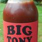 Big Tony Brown Super Spicy BBQ Sauce