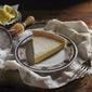 Lemon Tart with Lemon-Vanilla Sablé Crust