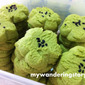 Matcha (Green Tea) Cookies