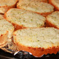 Italian Garlic Parmesan Garlic Bread Recipe
