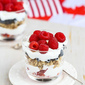 Triple Berry Gingersnap & Granola Yogurt Parfait Recipe