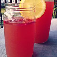 Rose Water Iced Tea