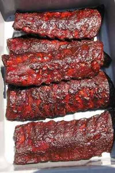 Bobby Lovera's BBQ Spare Ribs