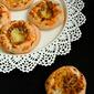 Cheesy Onion Mini Focaccia~~My 2,500th Post