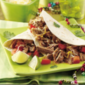 Slow-Cooked Green Chile Pork Tacos