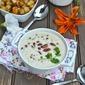 Rajma Mutter (Kidney Beans & Green Peas with Yogurt & Cream)