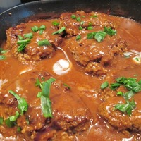 Florentine Salisbury Steak