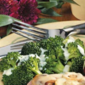 Broccoli with Mustard Sauce