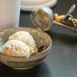 SRC: Curry Ice Cream with Mango and Pistachio