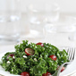 Chopped Kale Salad Recipe with Grapes & Feta Cheese