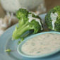 herbs are summer workhorses in the garden; homemade buttermilk ranch dressing