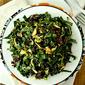 Kale Chopped Salad with Maple-Almond Vinaigrette